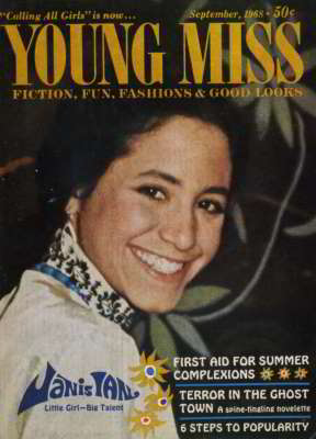 Janis Ian, Young Miss, Sep 1968
