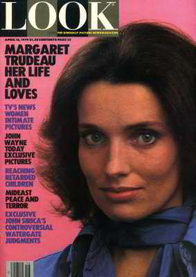 Margaret Trudeau, Look, Apr 1979