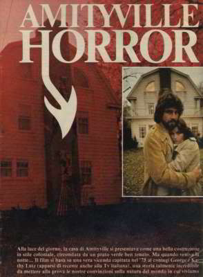 Amityville Horror, James Broslin and Margot Kidder