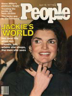 Jackie Kennery, People Magazine, Apr 1977